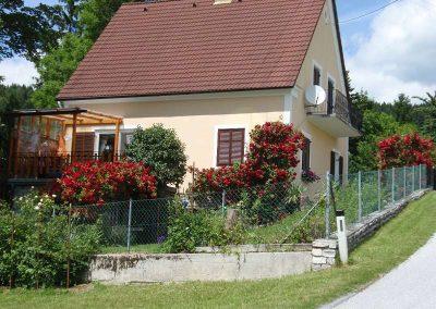 Ferienhaus Mitzi am Rabenwald